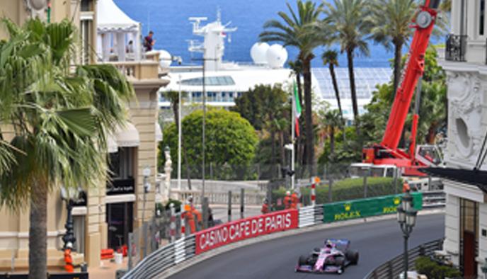 4-Night Package: Monaco Formula 1 Grand Prix
