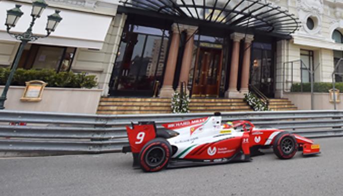 4-Night Experience Package: Monaco Formula 1 Grand Prix