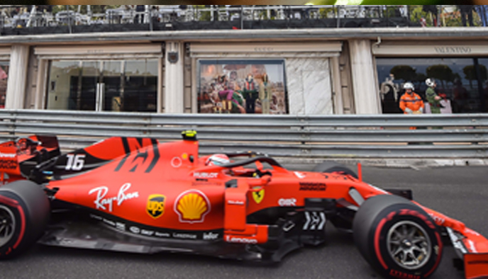 4-Night Golden Pass Experience Package: Monaco Formula 1 Grand Prix